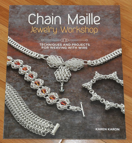 cover art of Chain Maille Jewelry Workshop