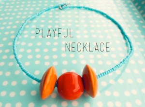 Playful Necklace