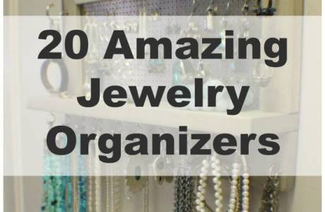 20 Useful Ways to Organize Your Jewelry