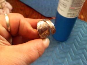 Spoon Bracelet 008 Jewelry Making Journal