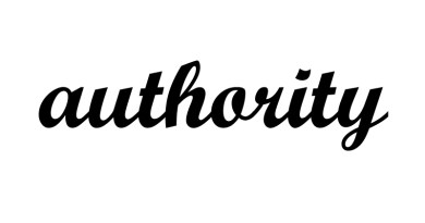 Do you have authority?