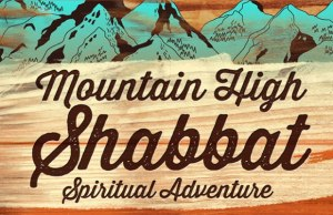 Mountain High Shabbat