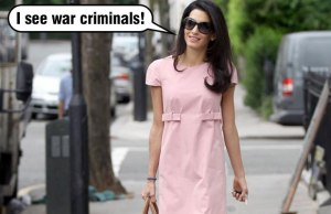War crimes?