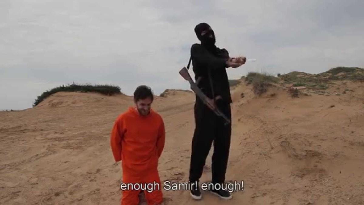 Latest ISIS Beheading Video: Bloopers Reel!