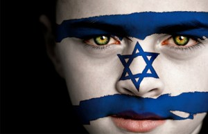 israel_facepaint