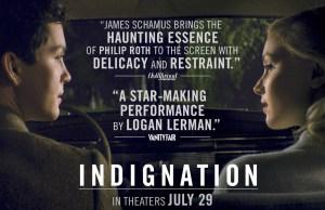 Philip Roth's #Indignation Movie Contest