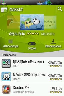Instala FroyoMatrix en tu Huawei UM840