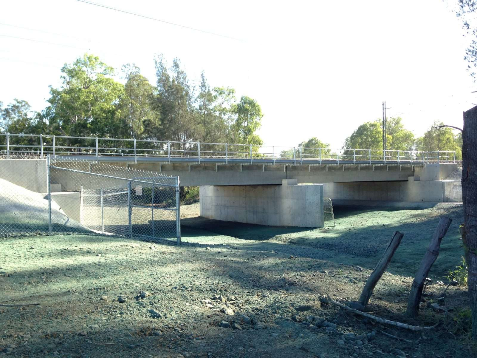 Precast Bridges Seq Timber Bridge Replacements Jf Hull