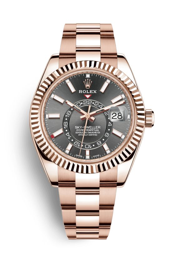 A Traveler Blog A Look At The Rolex Sky Dweller Ref 326935 Jonathan 39;s