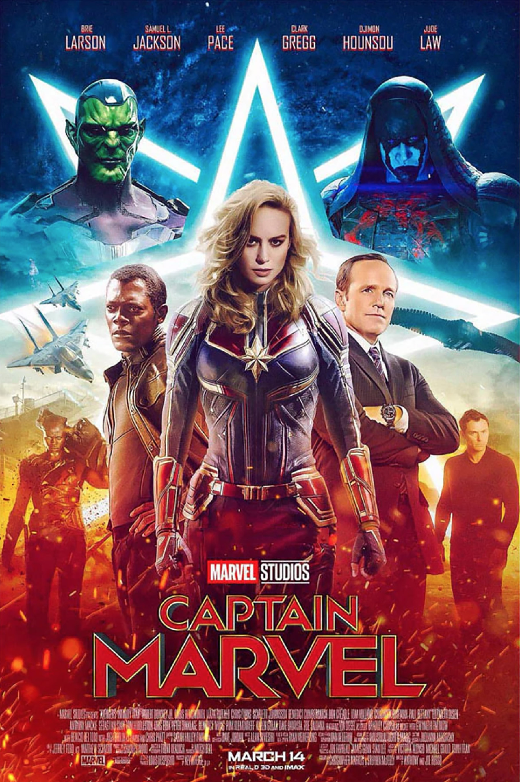 Movel Moveis She S Not From Around Here Captain Marvel Movie Review The