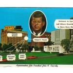 JFK Postcard