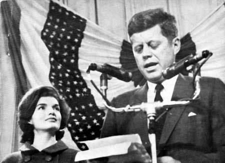 The Lincoln and Kennedy Connection