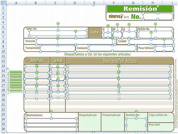 Imprimir formatos preimpresos Imprima facilmente formatos preimpresos - formato nota de credito