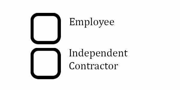 To Hire or Not to Hire Independent Contractors Versus Employees - employee or independant contractor