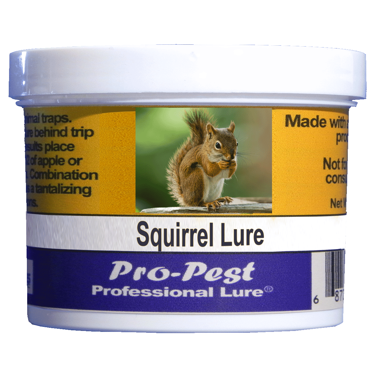 Pro Pest Squirrel Lure Prof 32cc Syringes 18 10ct J F Oakes Pro-pest Professional Lures | J.f. Oakes