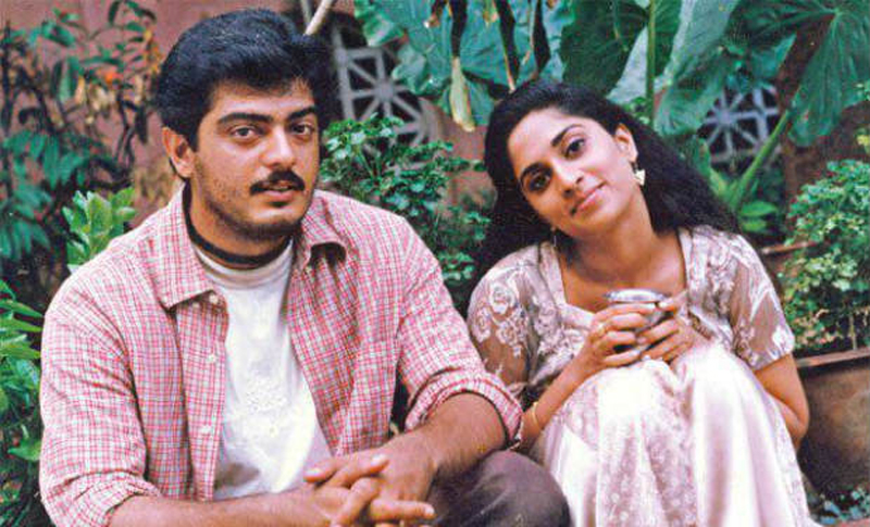 Ajith Kumar Hd Wallpaper Photo Feature Ajith Amp Shalini And Their Beautiful Love