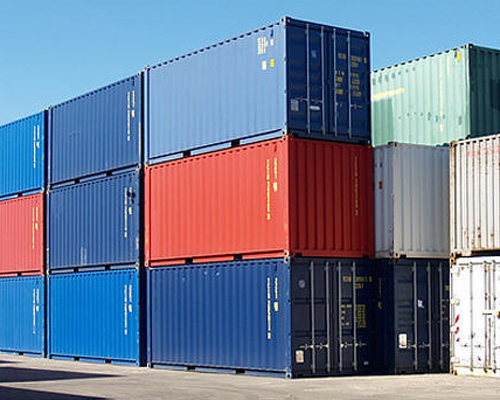 Shipping Containers For Logistics Jg Engineering Works