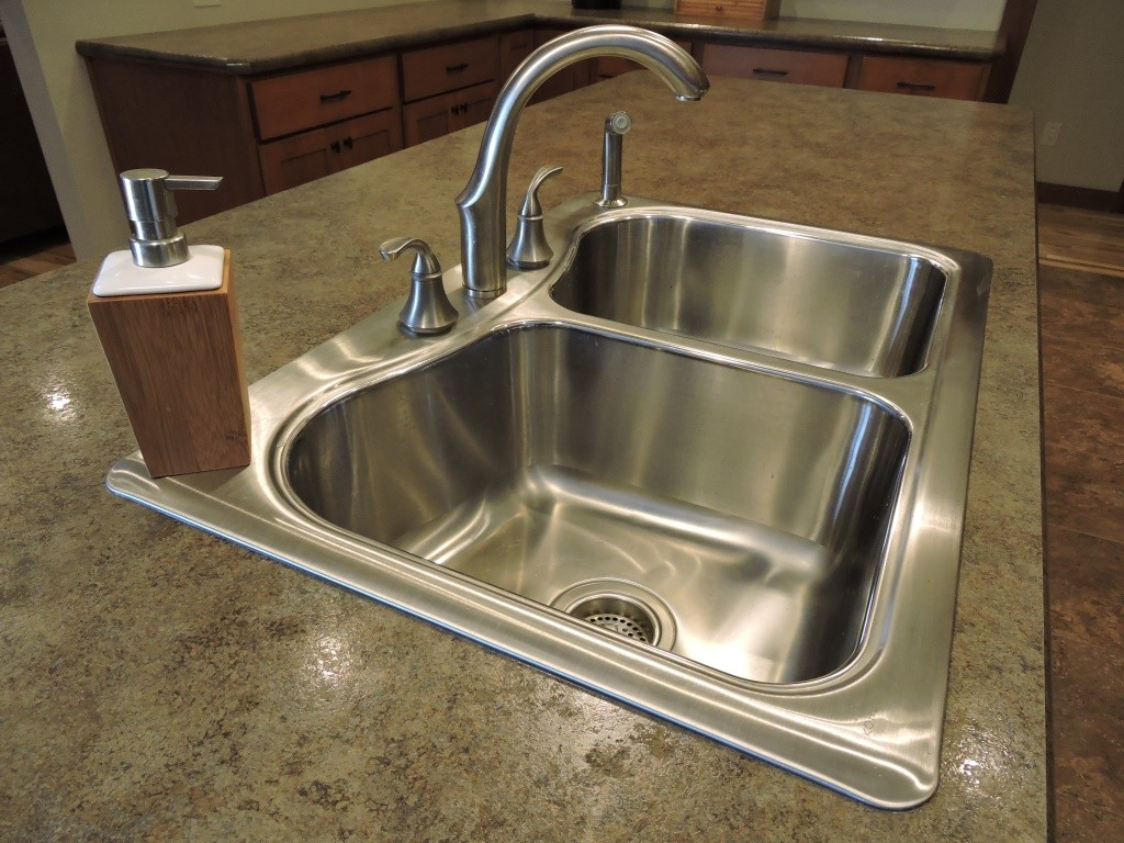 Kitchen Faucets For Granite Countertops Kitchen Sink Bathroom Vanities Jg Custom Cabinetry