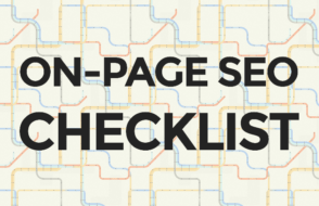 Various factors of On-page Optimization - SEO Checklist for Website