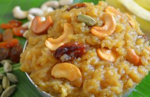 Cooking Tips for popular South Indian Sweet Pongal Recipe