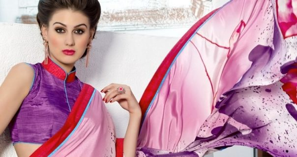 A Look at Trending Designer Sarees Online