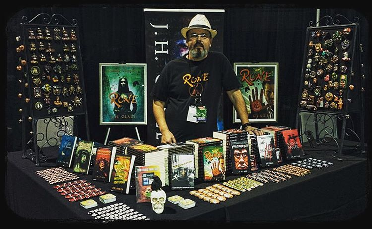 Thanks for stopping by my table at walkerstalkercon photo credithellip