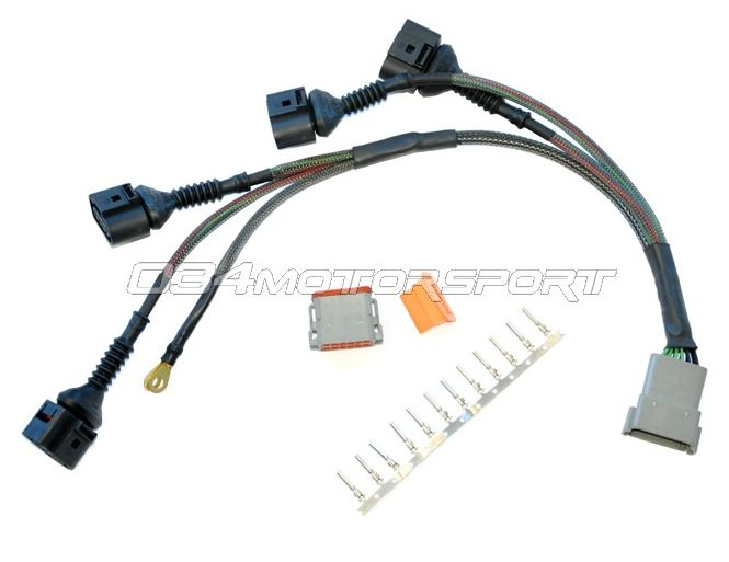Audi Harness, Ignition Coil Wiring Repair, 4/wire Coil Audi/VW 18T