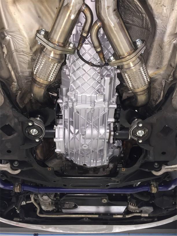 Audi B5-S4, C5 A6-allroad 27T engine 0A3 6-Speed Transmission Swap