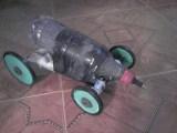 Carro con Hidropropulsion