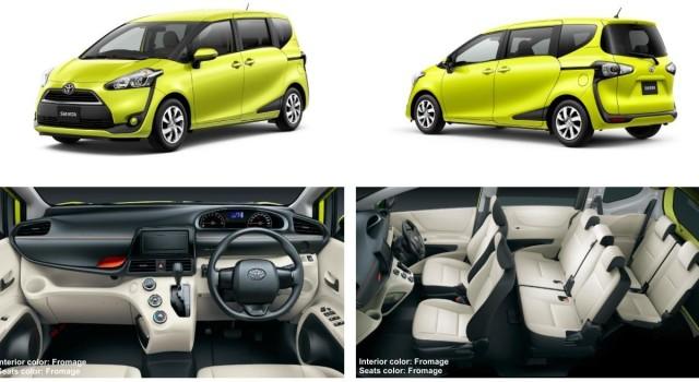 SIENTA Jia Leong Trading Enterprise - car description