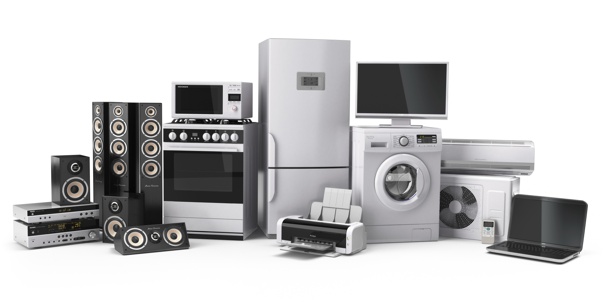 Modern Home Gadgets Appliance Removal And Disposal