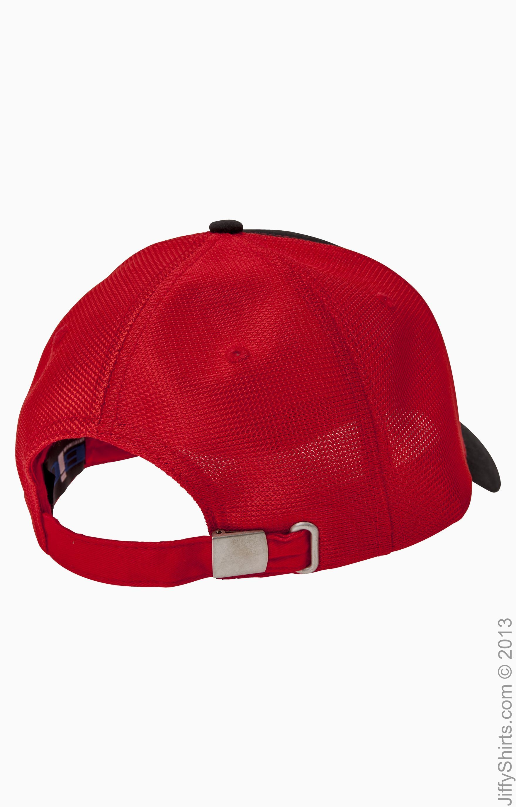 Big W School Shirts Big Accessories Ostm Black Red Old School Baseball Cap With Technical Mesh