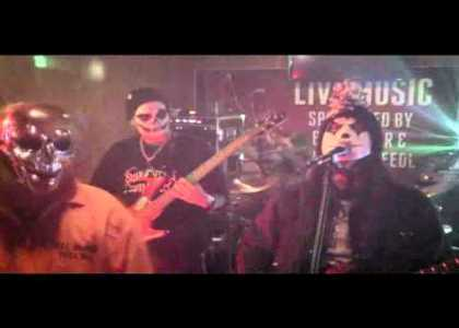 Without Sacrifice Performing Halloween Eve '15 Rusty Needle