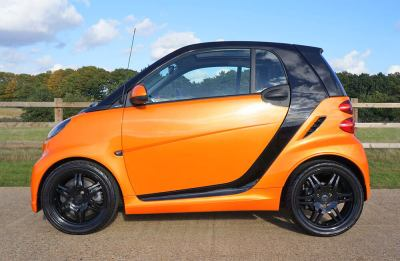 Smart Car - Free Jigsaw Puzzles Online