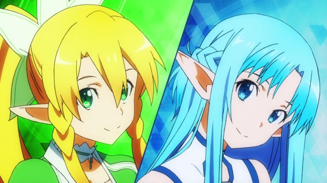 Hd Wallpaper Fall Leaf Change Sword Art Online Ii Episode 16 Screencaps Jikman S