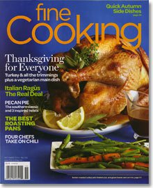 Fine Cooking Oct-Nov 2011 Cover