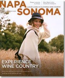 Napa Sonoma Fall 2011/Winter 2012 Cover