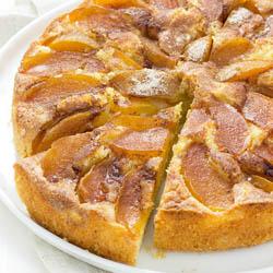 Buttery, Sweet, Bright, Thoroughly Delicious Plum Cake / JillHough.com