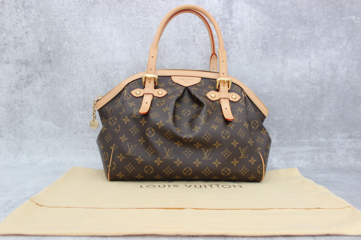Tivoli Gm Louis Vuitton Monogram Canvas Tivoli Gm