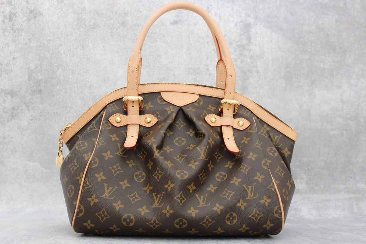 Tivoli Gm Louis Vuitton Monogram Canvas Tivoli Gm At Jill S Consignment