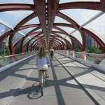 Calgary is an increasingly sophisticated foodie spot and a wonderful place to go cycling in summer.