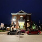 Meaford Hall is a lovely facility in Grey County. - JIM BYERS PHOTO
