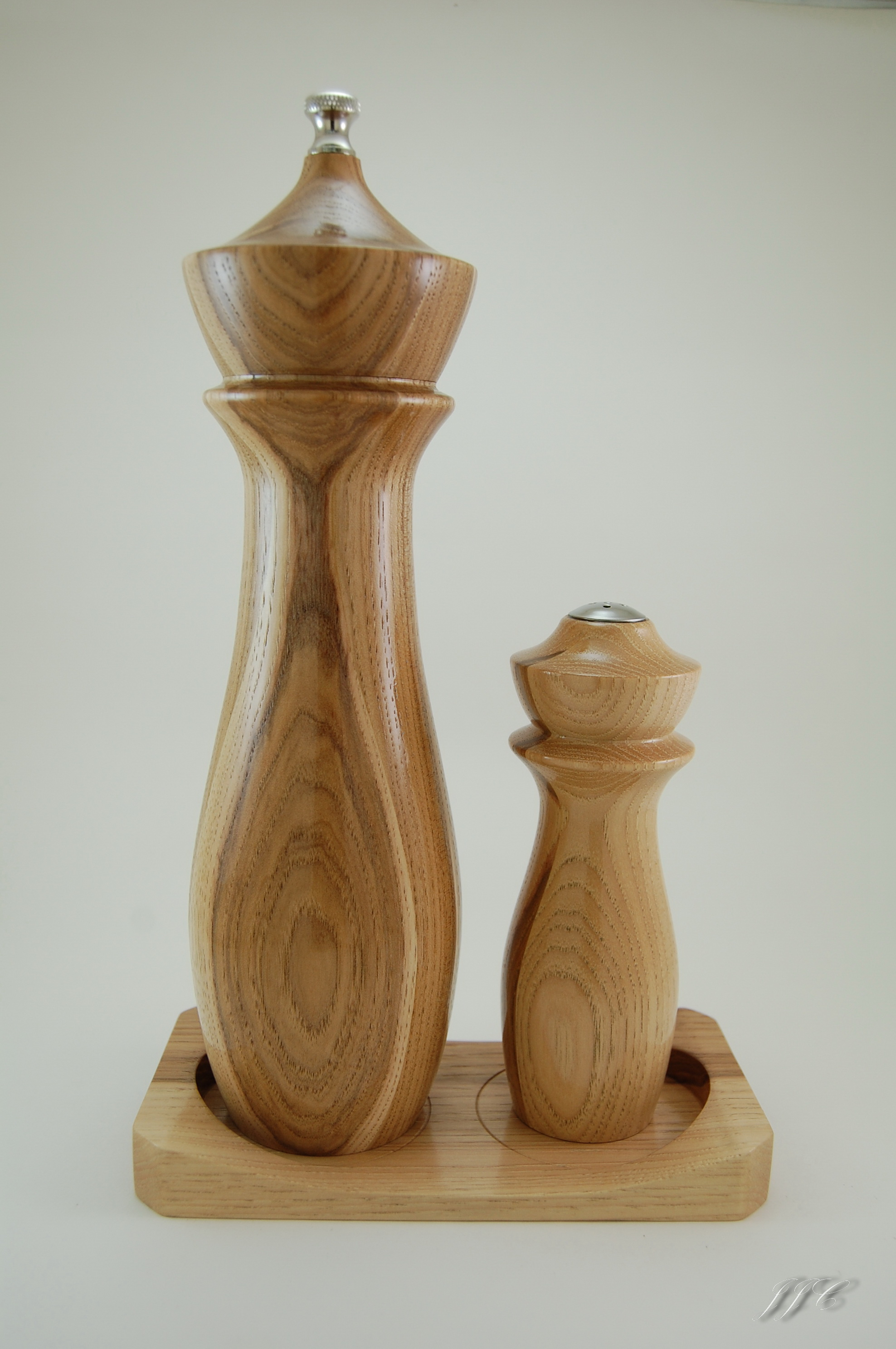 Unique Salt And Pepper Grinders Jim Ciesla Peppermills And Salt Cellars
