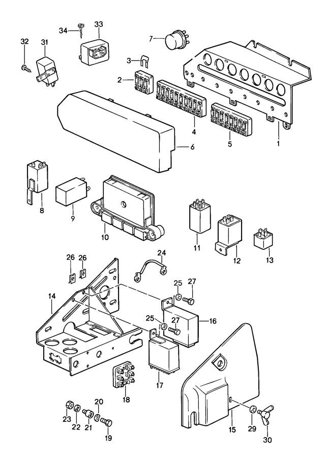 88 k1500 fuse block wiring diagram