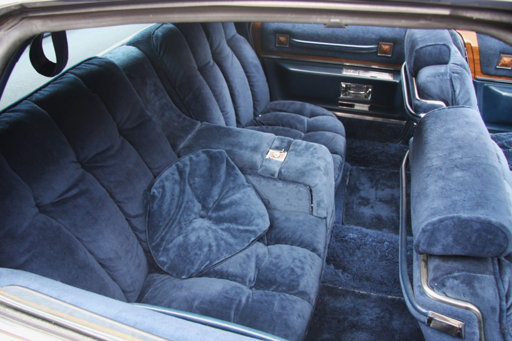 Couch Velour Ls400 Interior Mods From The Mild To The Extreme