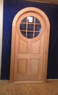 Top Doors & Arched Front Doors - Designer Series