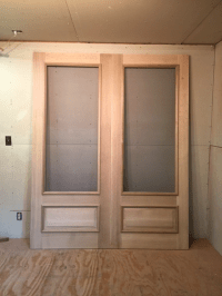 Wood Custom Storm and Screen doors  Jim Illingworth ...