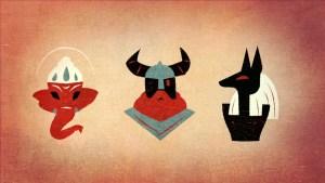 mytho-gods