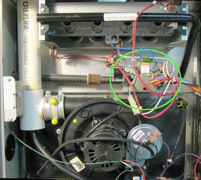 Wiring Honeywell Furnace Reset Button Wiring Diagram