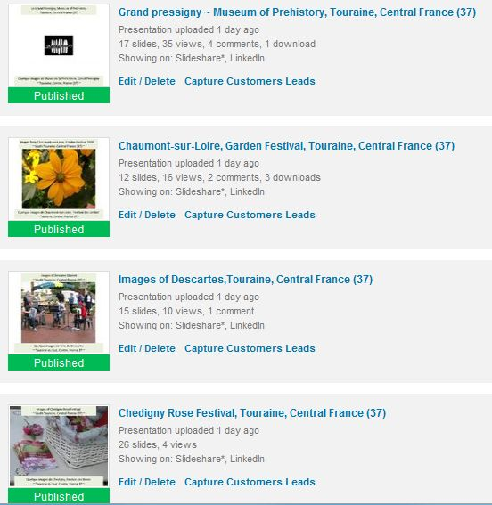 Visit me at slideshare Social history in the Touraine ~ Central France